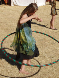twirling faery
