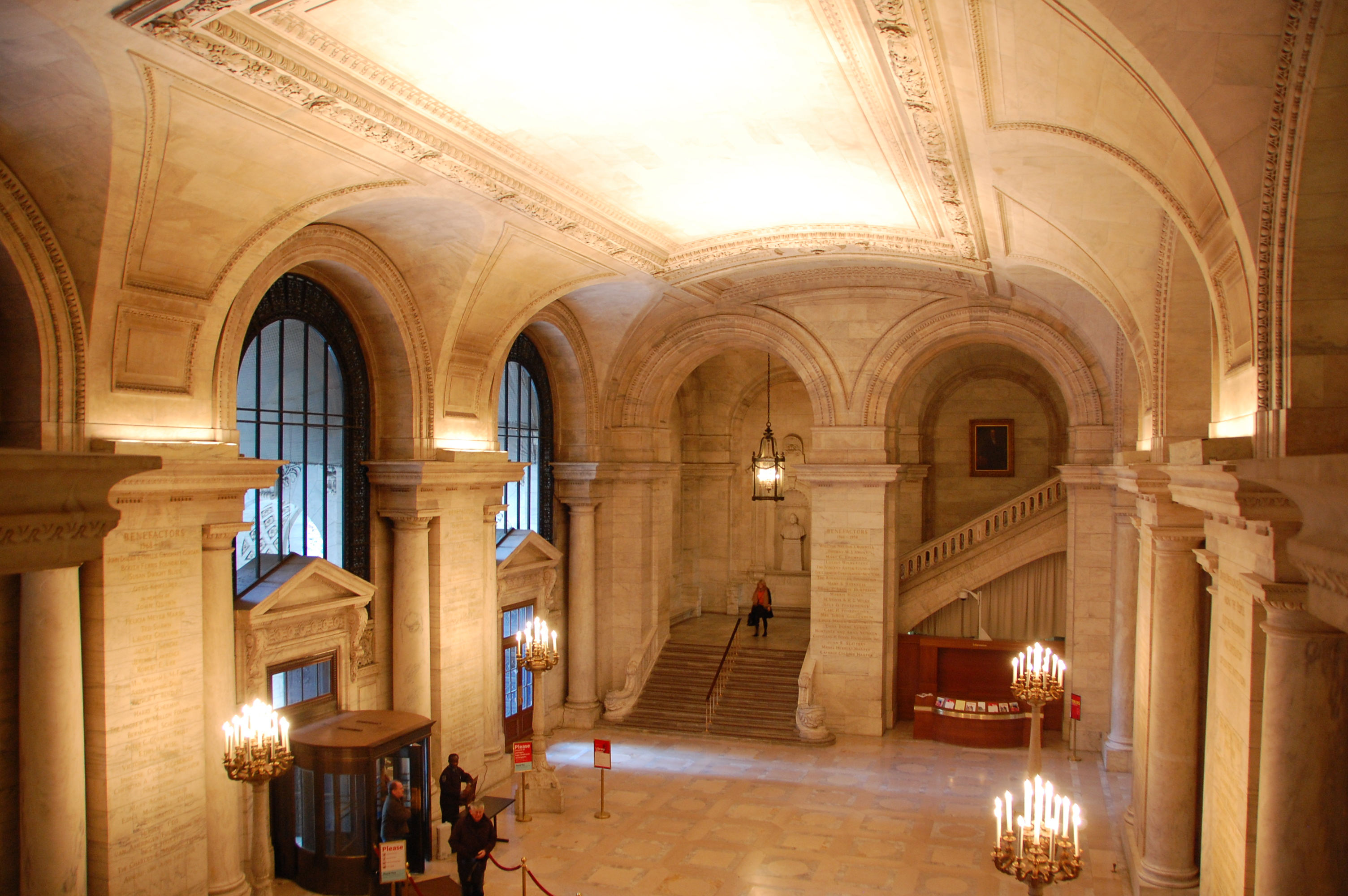 new york public library conscious engagement