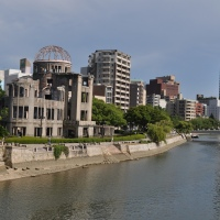 Heat and goodbyes in Hiroshima