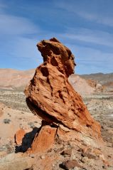 I photographed this rock two years ago.