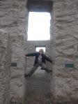 Diego climbing
