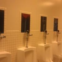 Urinal fun
