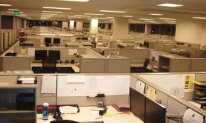 Where I work