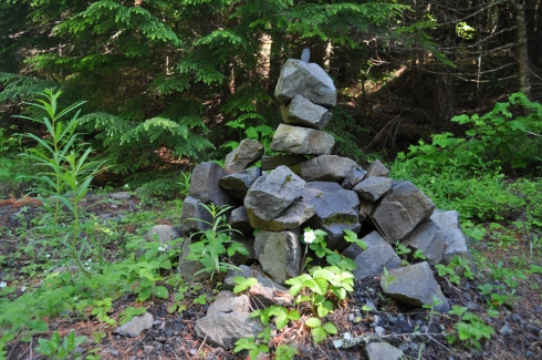 What a beautiful cairn