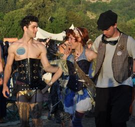 Camp, Faery, Steampunk