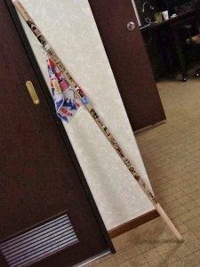 My Fuji stick!