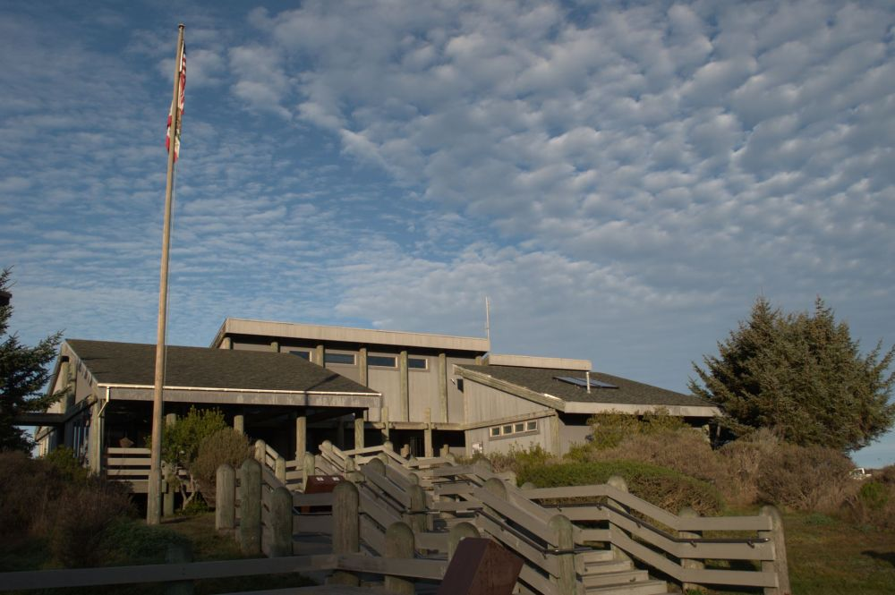 Thomas H. Kuchel Visitor Center