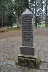 Monument erected in 1901. Click to enlarge.