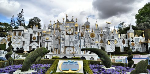 Or you may find it in a crazy Small World castle.