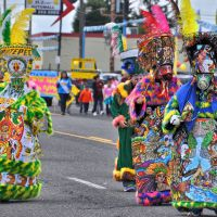 Avenue of Roses Parade