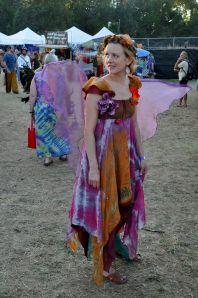 sunset faery