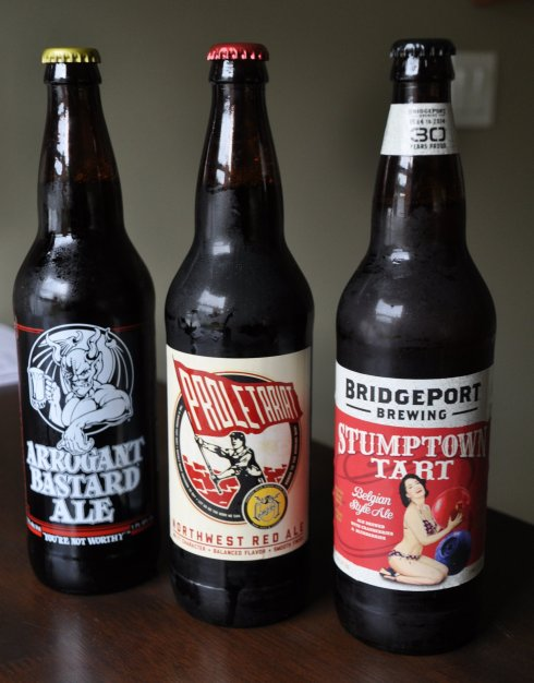 Summertime is beer season! I sampled the latest local microbrews.