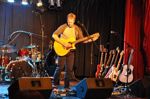 Marcus Eaton at the Star Theatre in Portland November 19, 2014