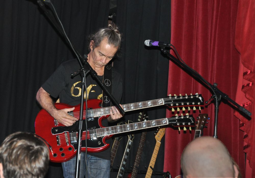 Tim Reynolds wows the audience