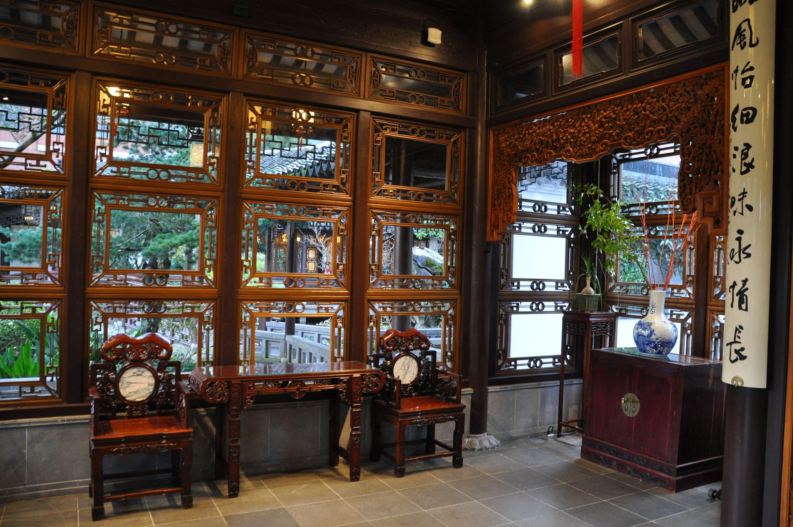 Lan Su Chinese Garden   Conscious Engagement