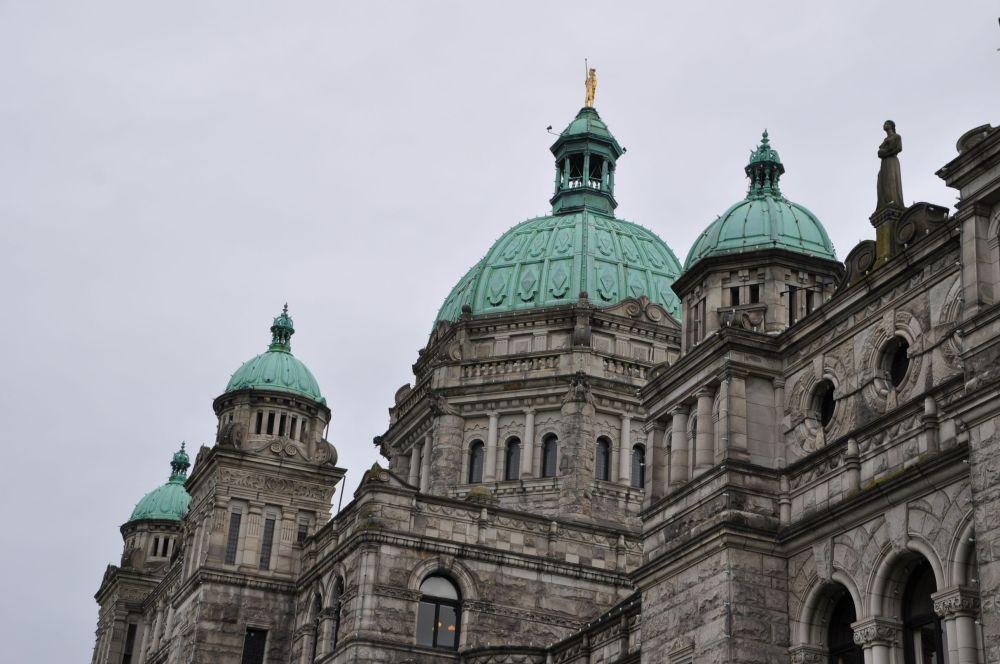 Parliament Building domes