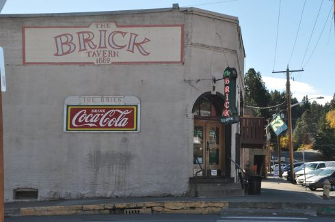 Fans of Northern Exposure will also recognize The Brick.
