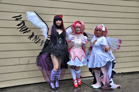 Kumoricon is Vancouver, Washington's animecon, and a tradition in our family.