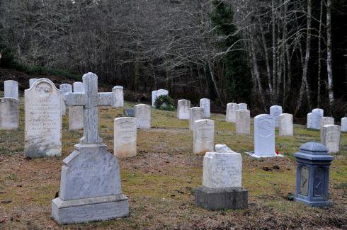 U.S. Army Cemetery, Fort Stevens