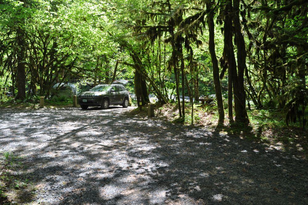 My Jeep Dragon-Wagon is a great camp car.