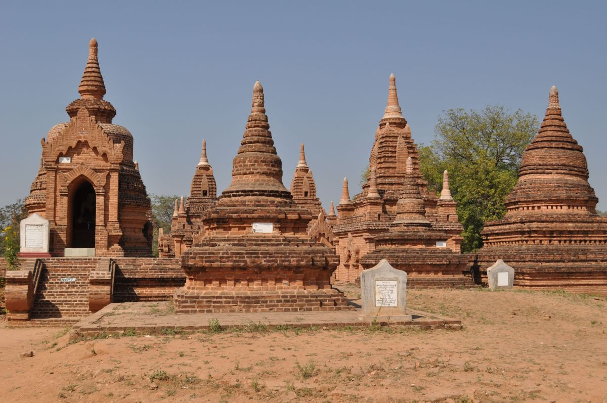 Pagodas of Old Bagan