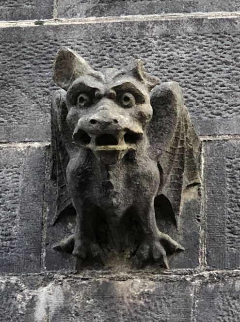 Gargoyle on St. Fin Barre's