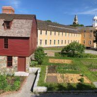 Slater Mill in Pawtucket